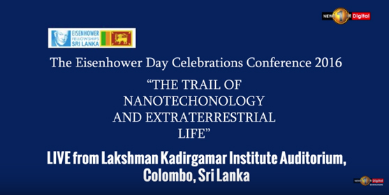 the-eisenhower-day-celebrations-conference-2016-live-from-colombo